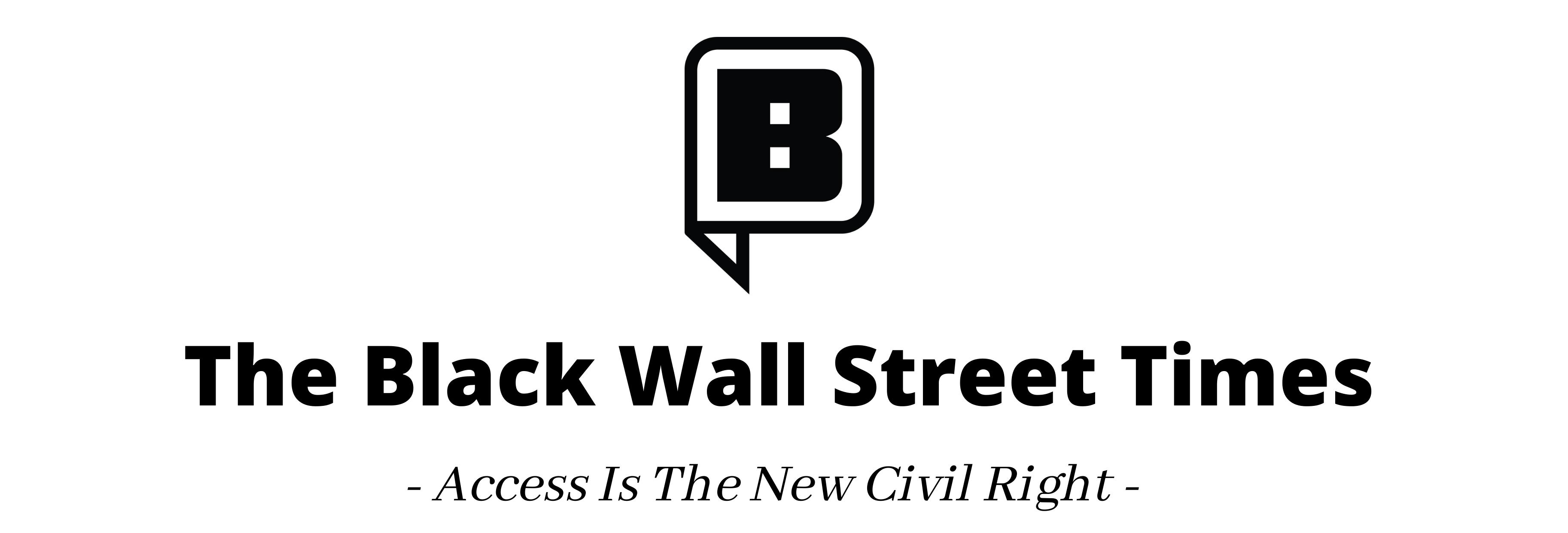 The Black Wall Street Times